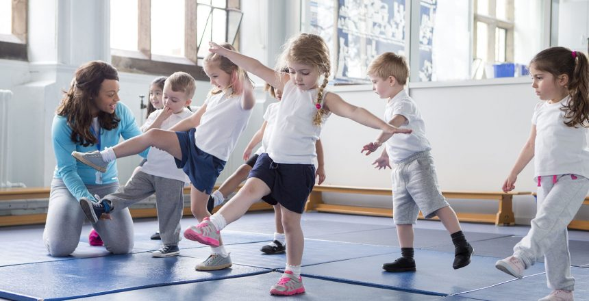 first-step-pe-primary-schools